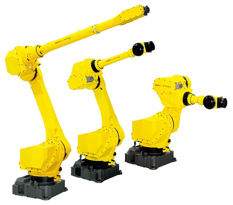 Arc Welding Robot, Small/Medium Size Robot - ROBOT - FANUC