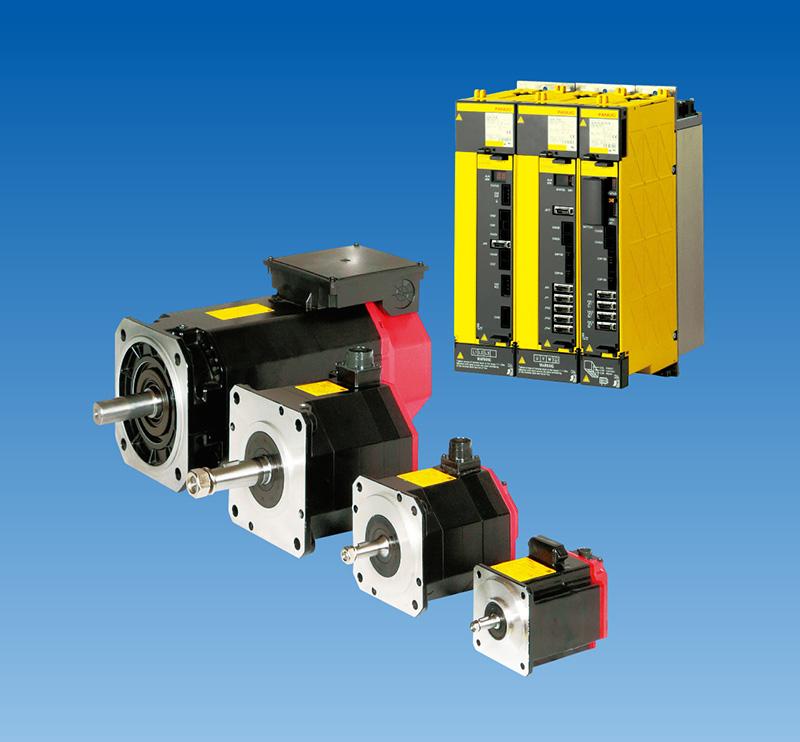 Fanuc Ac Servo Motor I B Series Fanuc Ac Spindle Motor I B Series Fanuc Servo Amplifier I