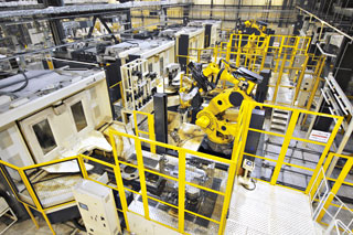 Machining Factory