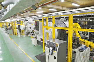 SERVO MOTOR Parts Machining Factory
