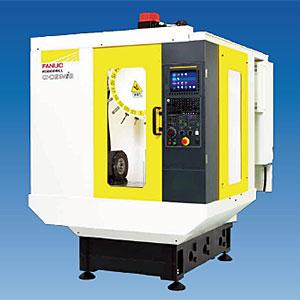 ROBODRILL(Compact Machining Center) - ROBOMACHINE - FANUC CORPORATION