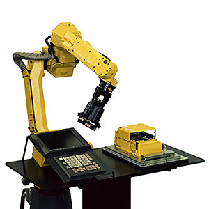 Introduction of Robots for the Electrical and Electronic Industry