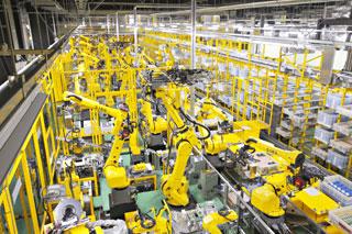 Factories Production Fanuc