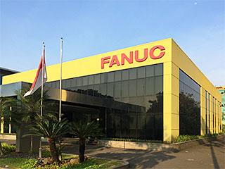 pt fanuc indonesia アジア オセアニアのサービス拠点 ファナック