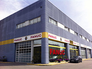 Fanuc iberia s l u europe and africa fanuc corporation - Oficina iberia barcelona ...